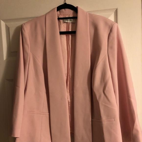 Jones Studio Jackets & Blazers - Pastel pink, plus size blazer, never worn